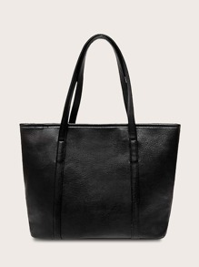 Handle | Double | Tote | Bag
