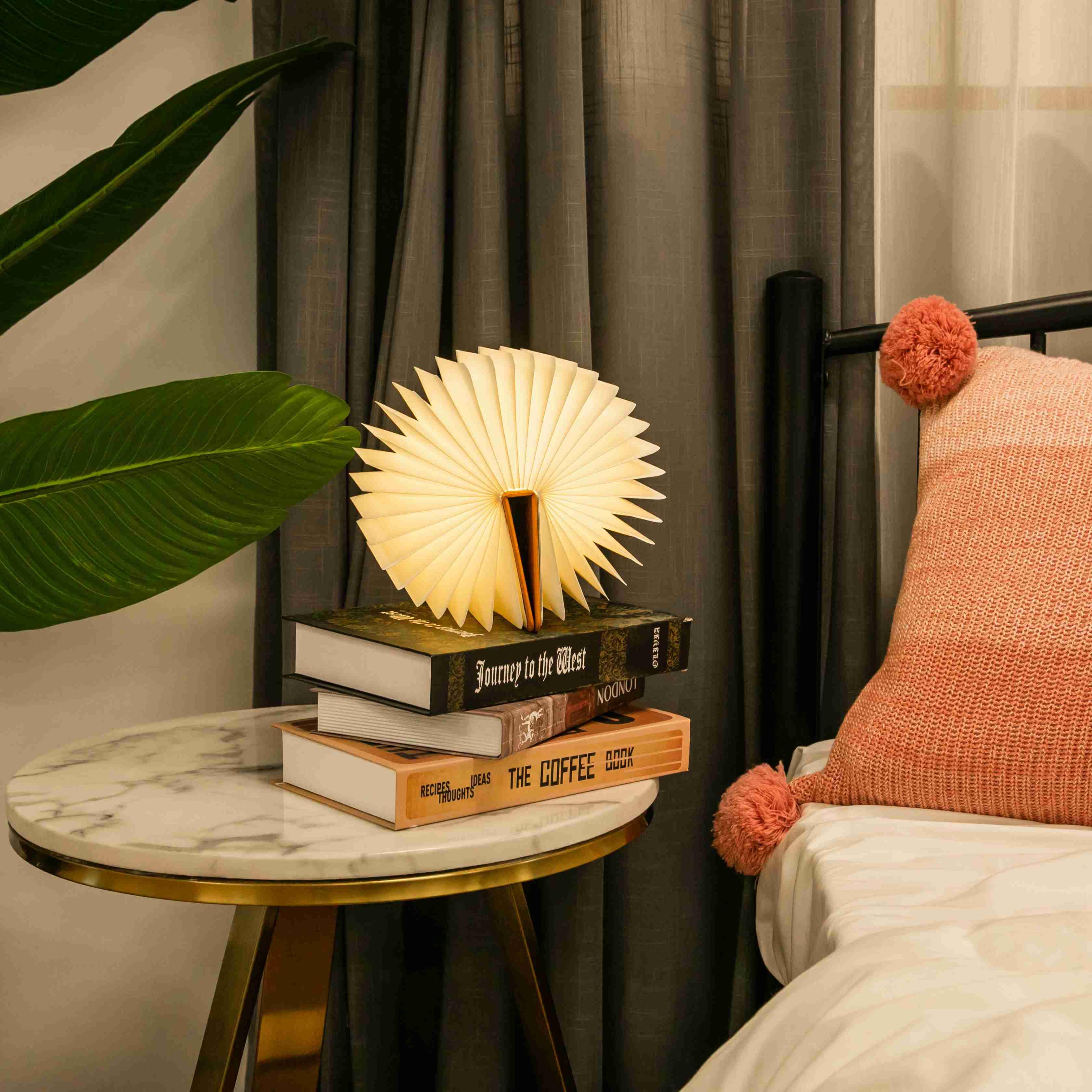Book Shaped Night Lamp
