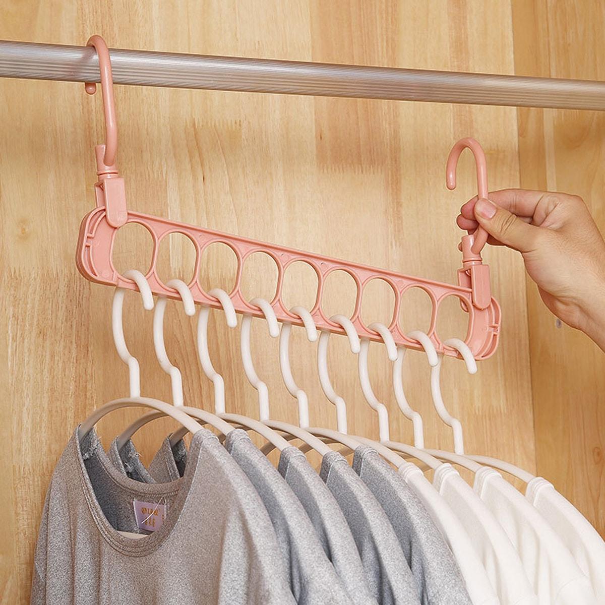 1pc hanger met meerdere gaten