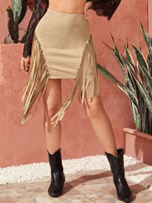 Suede | Skirt
