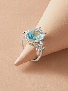 Rhinestone | Butterfly | Gemstone | Engrave | Design | Piece | Ring