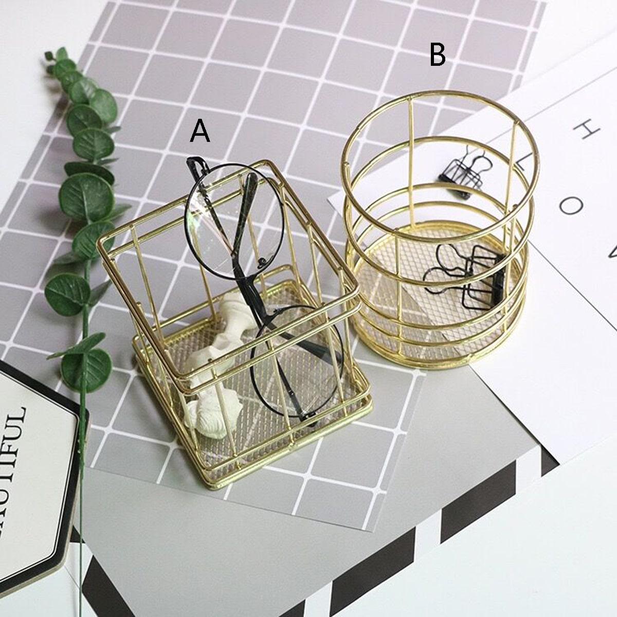 1pc multifunctionele ijzeropslagemmer