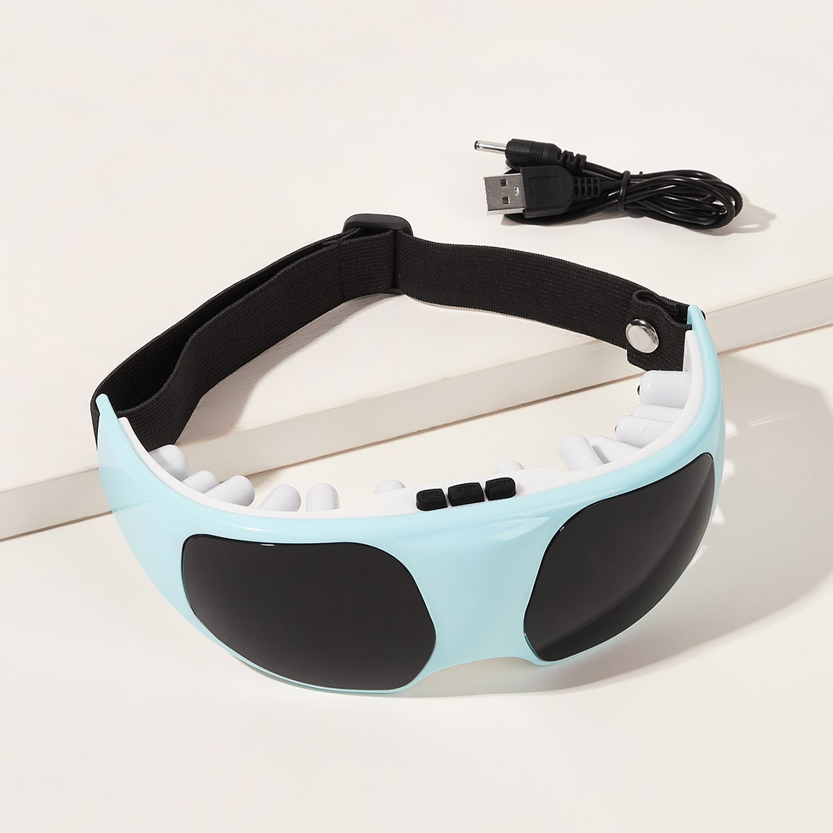Multi-frequentie vibratie oogzorg massage-instrument