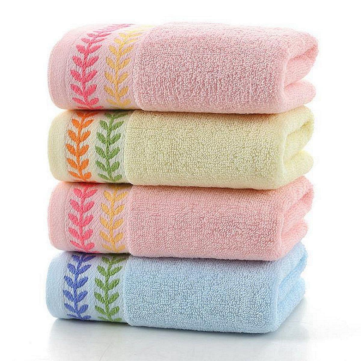 1pc tarwe patroon absorberende handdoek