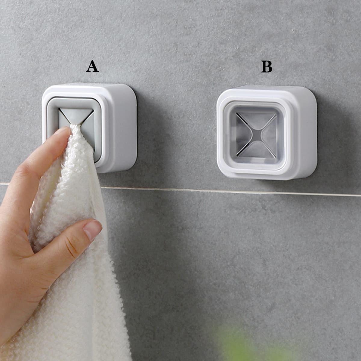1pc handdoekclip voor wandmontage