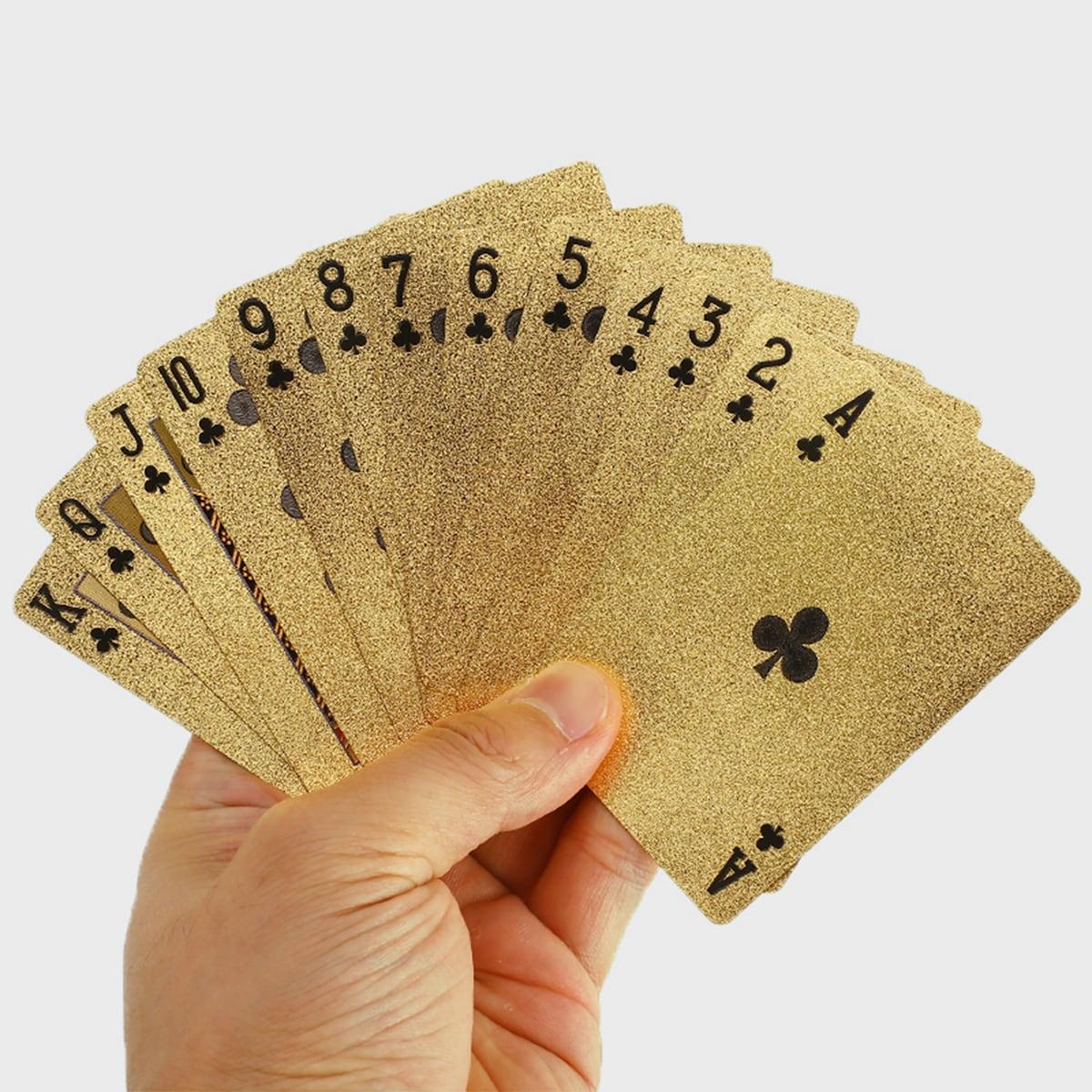 1 Deck speelkaart