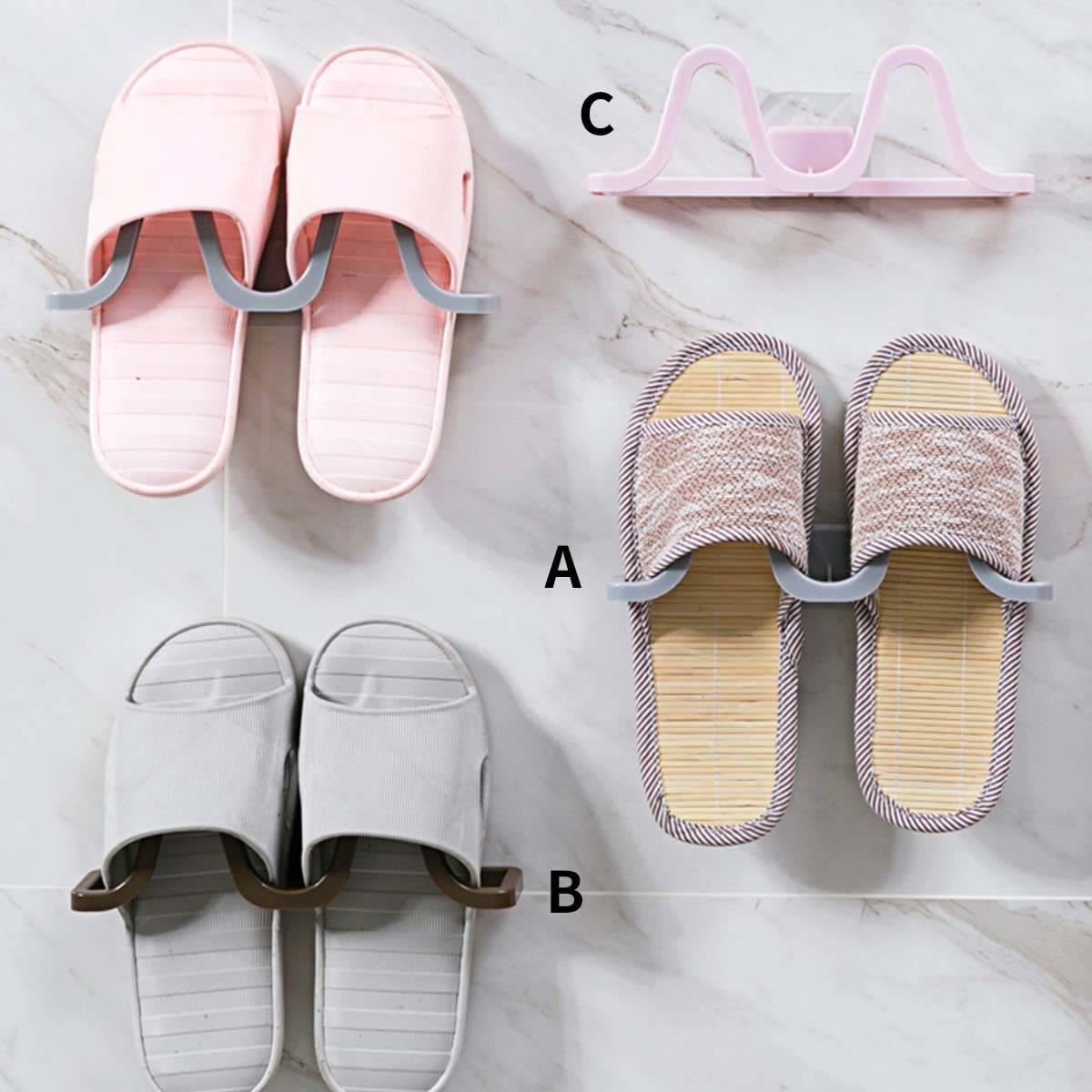 1pc schoenenrek voor wandmontage