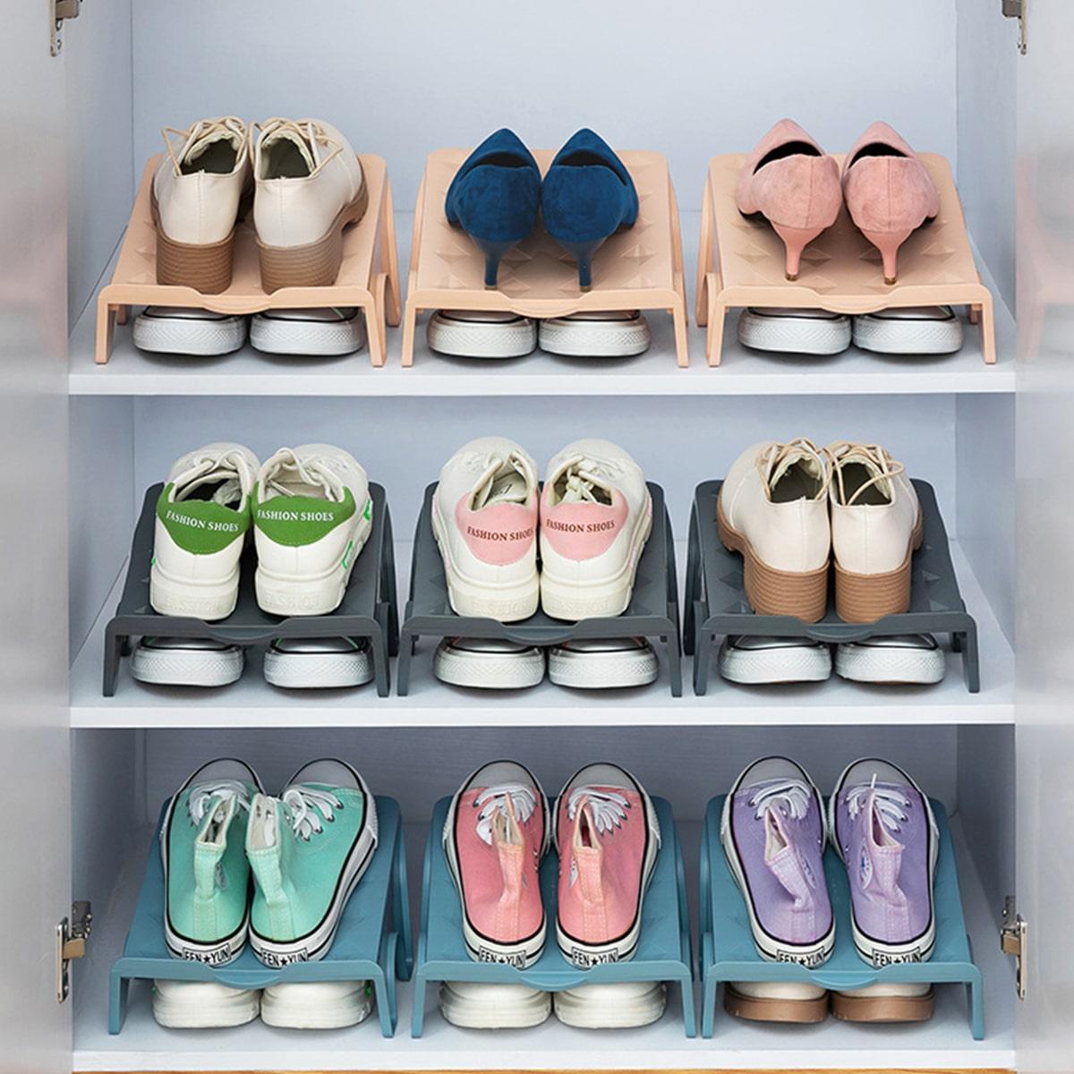 1pc stevige schoenen opbergrek