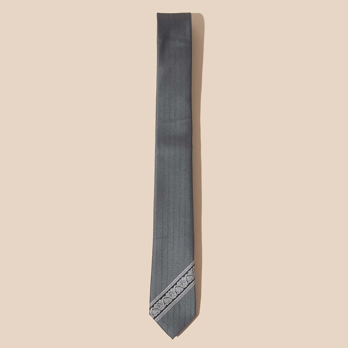 Mannen grafische stropdas