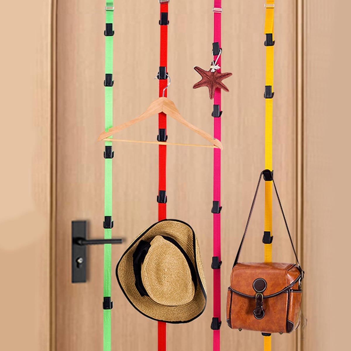 1 st Willekeurige multifunctionele deurband met haak