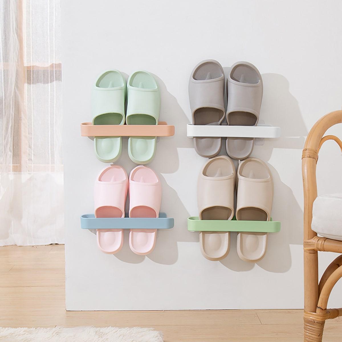 1pc opgezette schoenen opbergrek