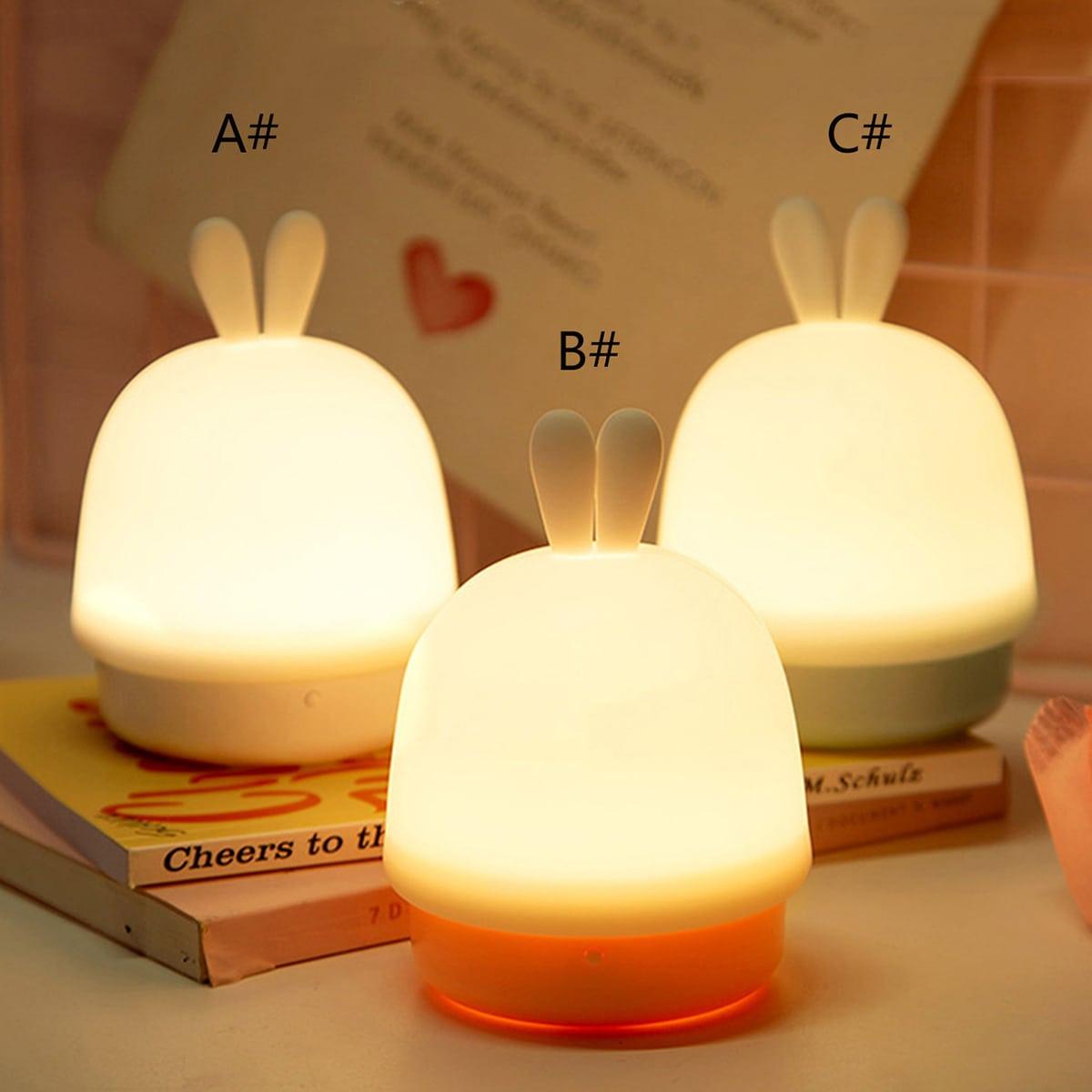 1pc Cartoon Design Nachtlampje