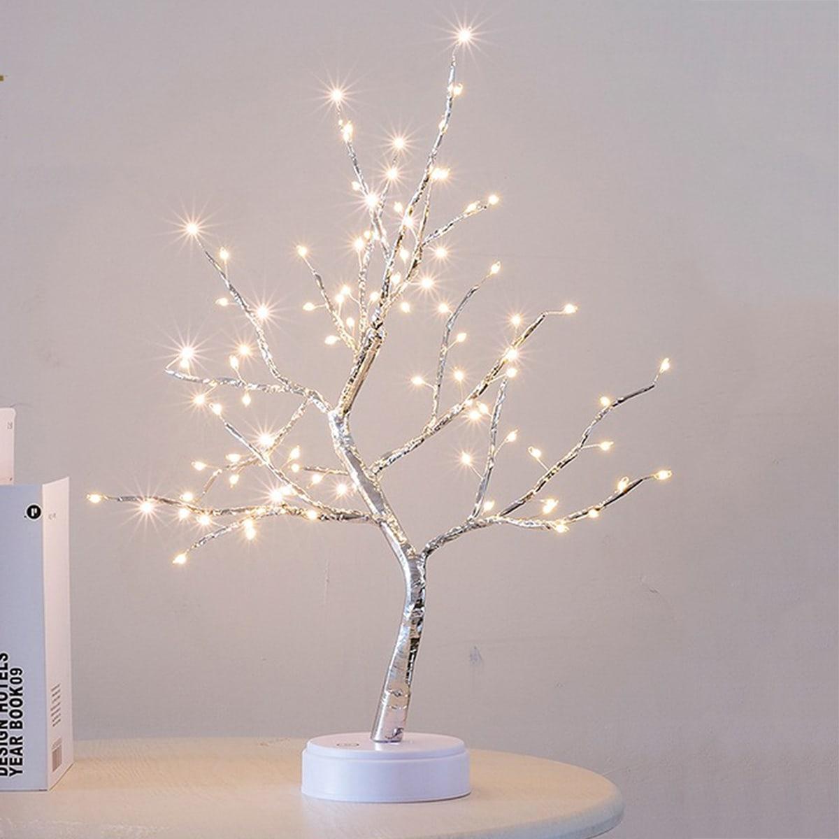 1pc Tree Design Nachtlampje
