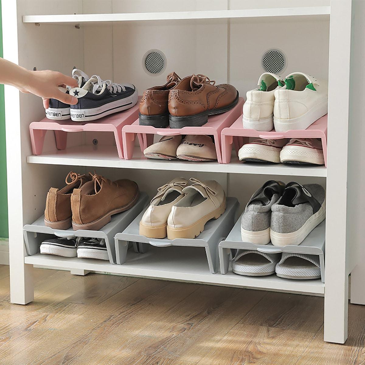 1pc ruimtebesparende schoen opbergdoos