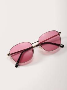 Sunglass | Metal | Frame | Case