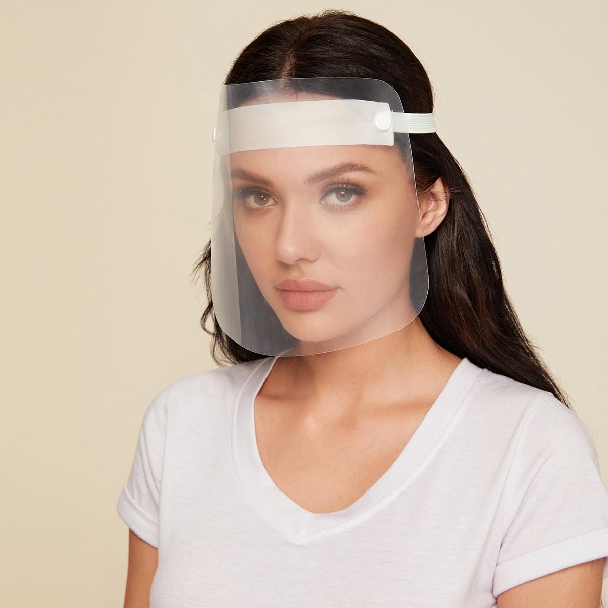 Doorzichtige gezichtsmasker