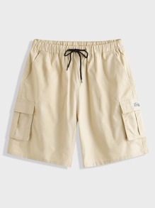 Drawstring | Cargo | Short | Men