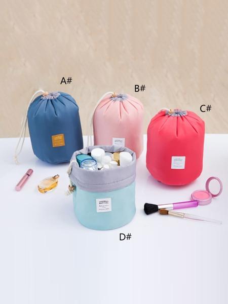 1pc Travel Drawstring Storage Bag