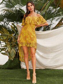 Wife Wears Sunflower Fashion 1