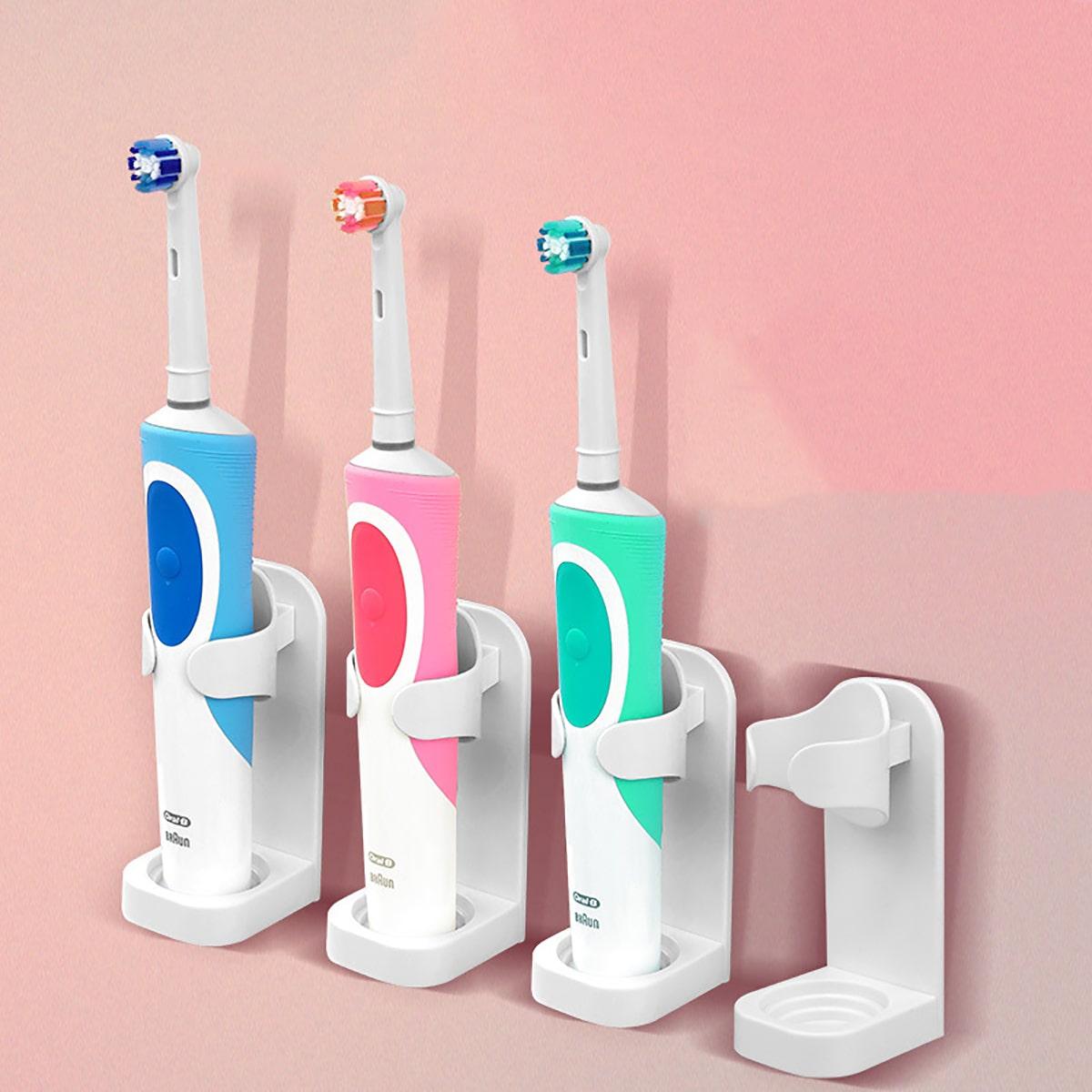 1шт Стеллаж для хранения электрических зубных щеток SHEIN, арт. shbath18200414937, цена 150 р., фото и отзывы