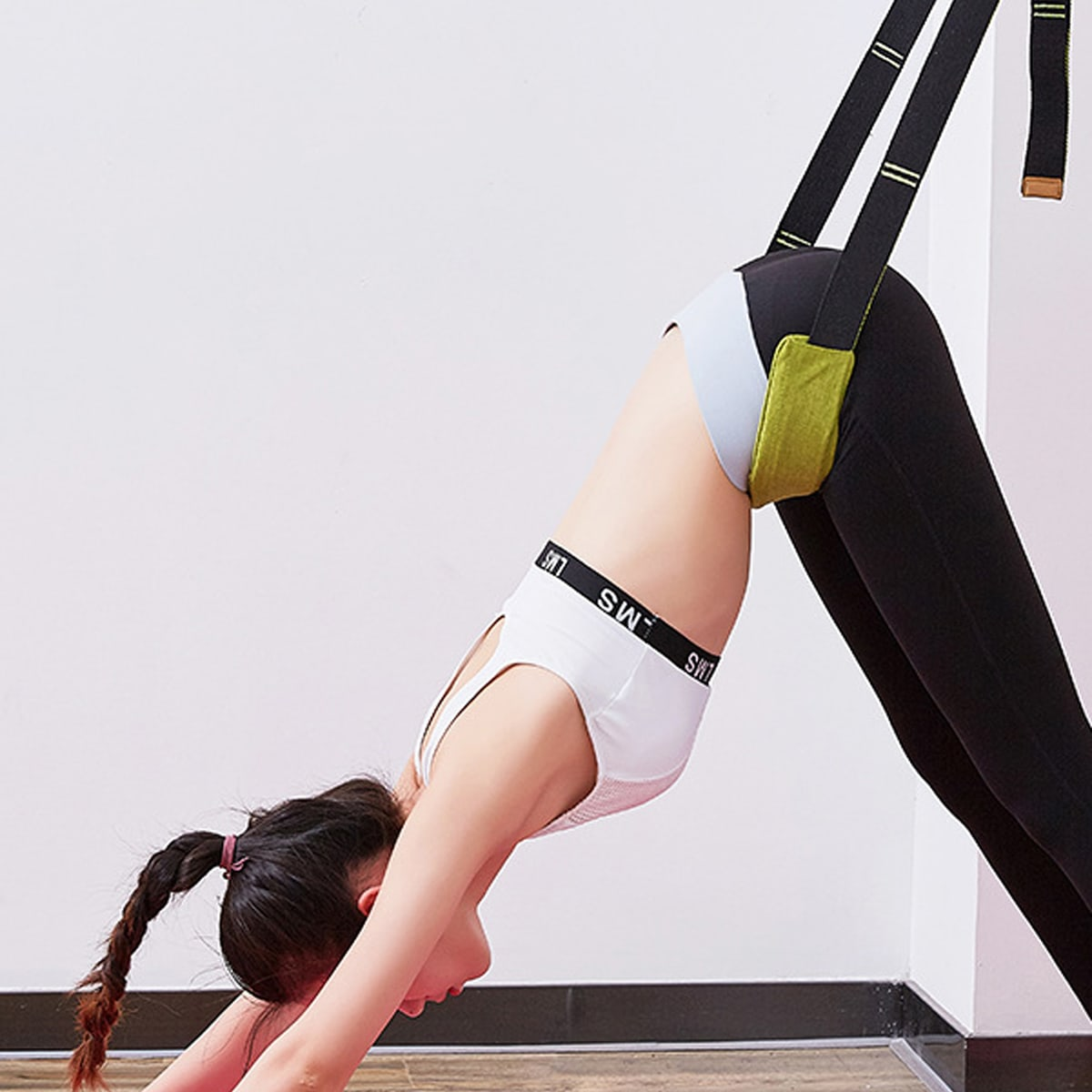 Веревка для йоги фото