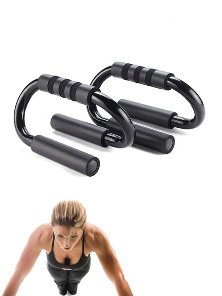 1pair Solid Push-up Stands