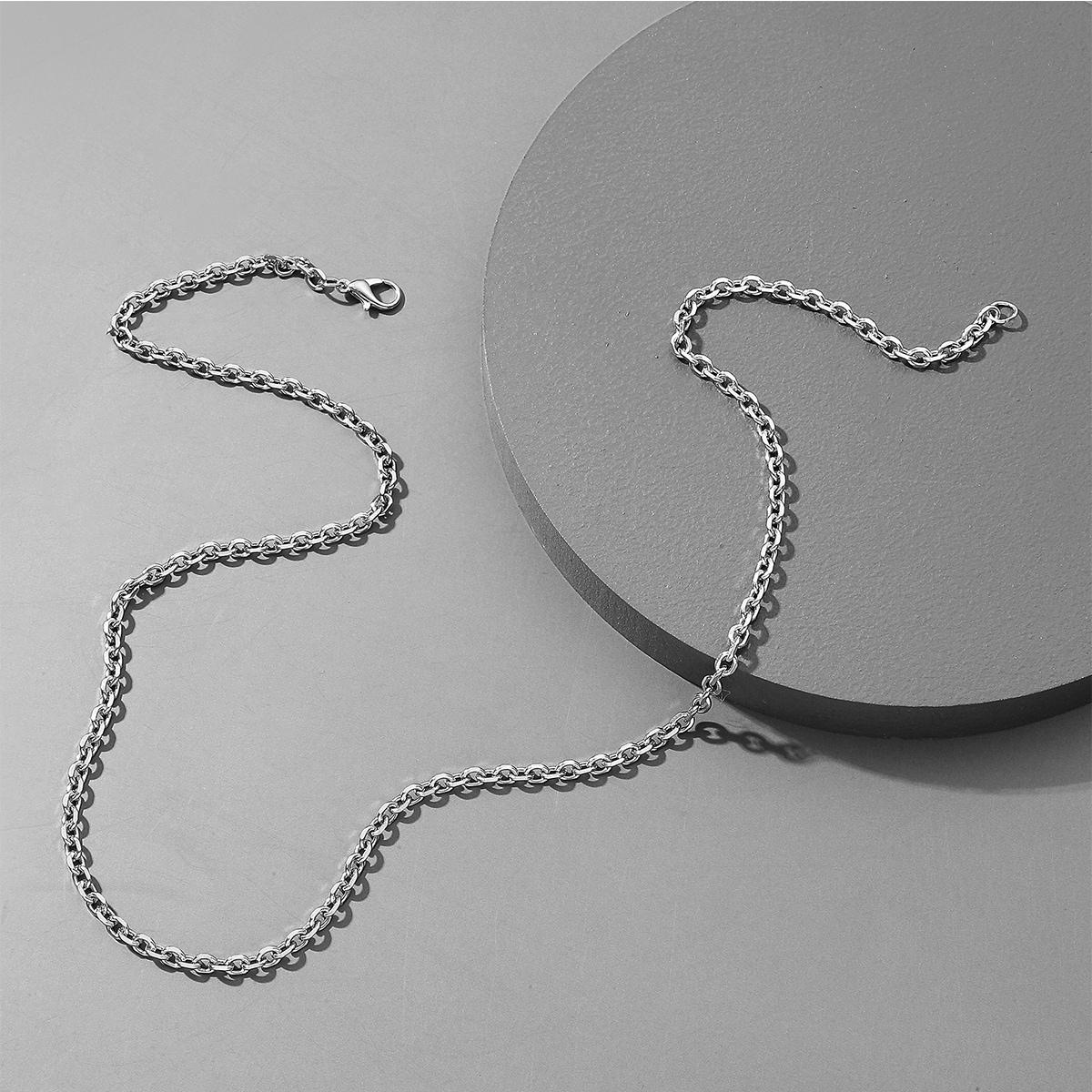 Мужское ожерелье на цепочке от SHEIN