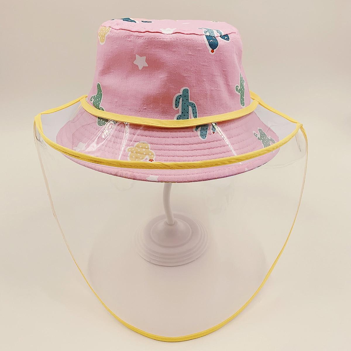 Съемная шляпа с узором для девочек фото