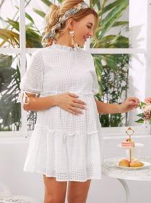 Maternity   Dress   Knot