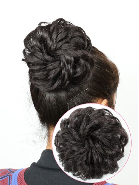 Curly Ponytail Wig