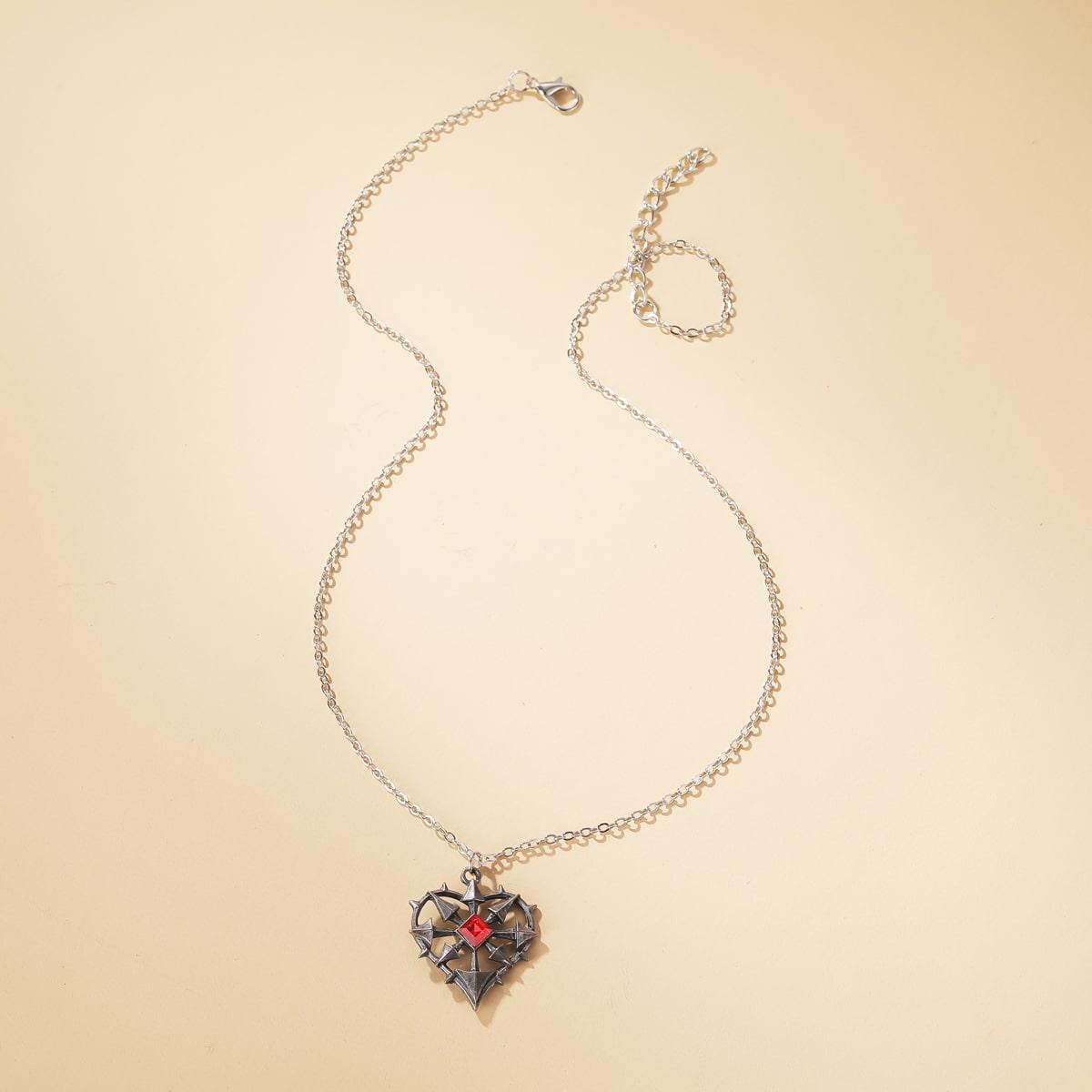 Ожерелье с подвеской фото