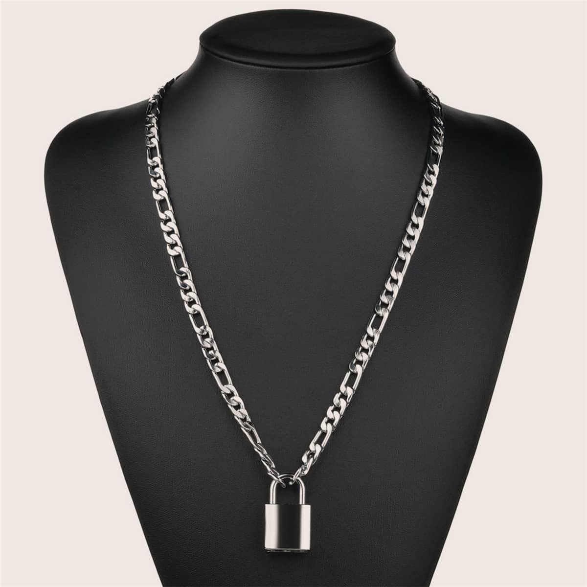 Мужское ожерелье с подвеской фото