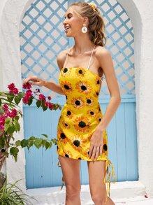 Wife Wears Sunflower 6