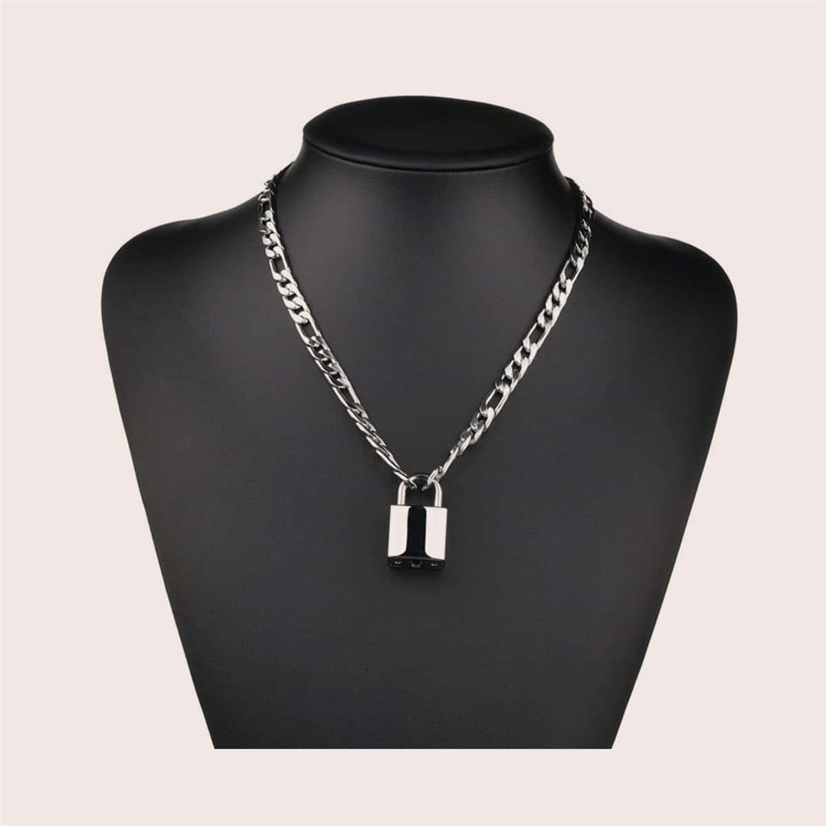 Мужское ожерелье с подвеской от SHEIN