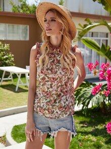 Chiffon | Blouse | Floral
