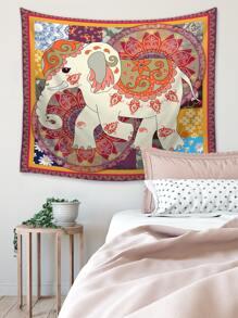 Elephant | Tapestry | Print