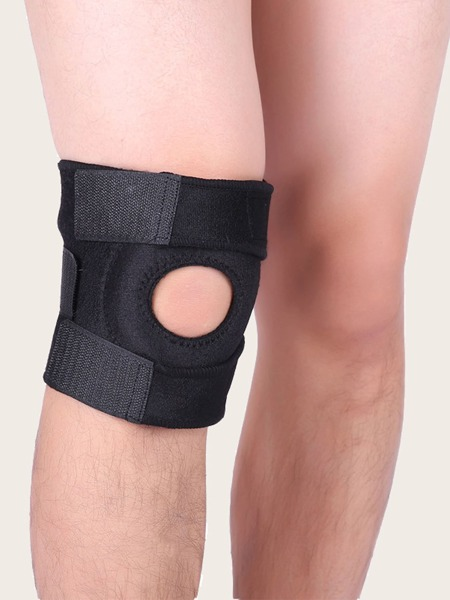 Hollow Out Knee Pad