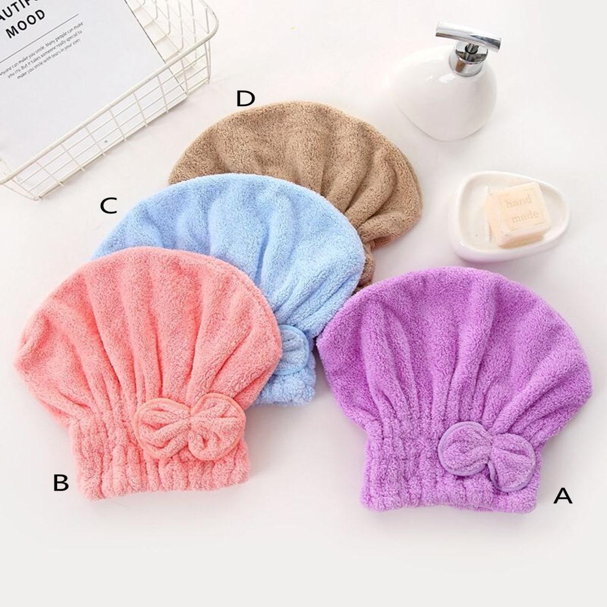 Многоцветный Шапочка для душа Аксессуары для ванной