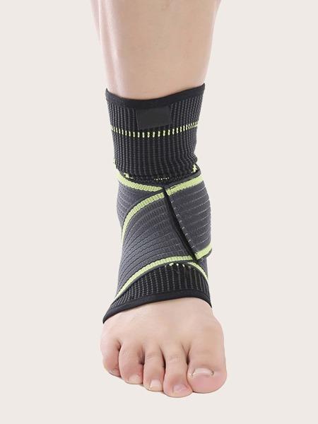Striped Ankle Brace
