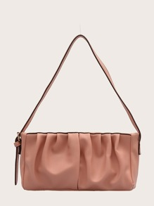 Ruched | Tote | Bag