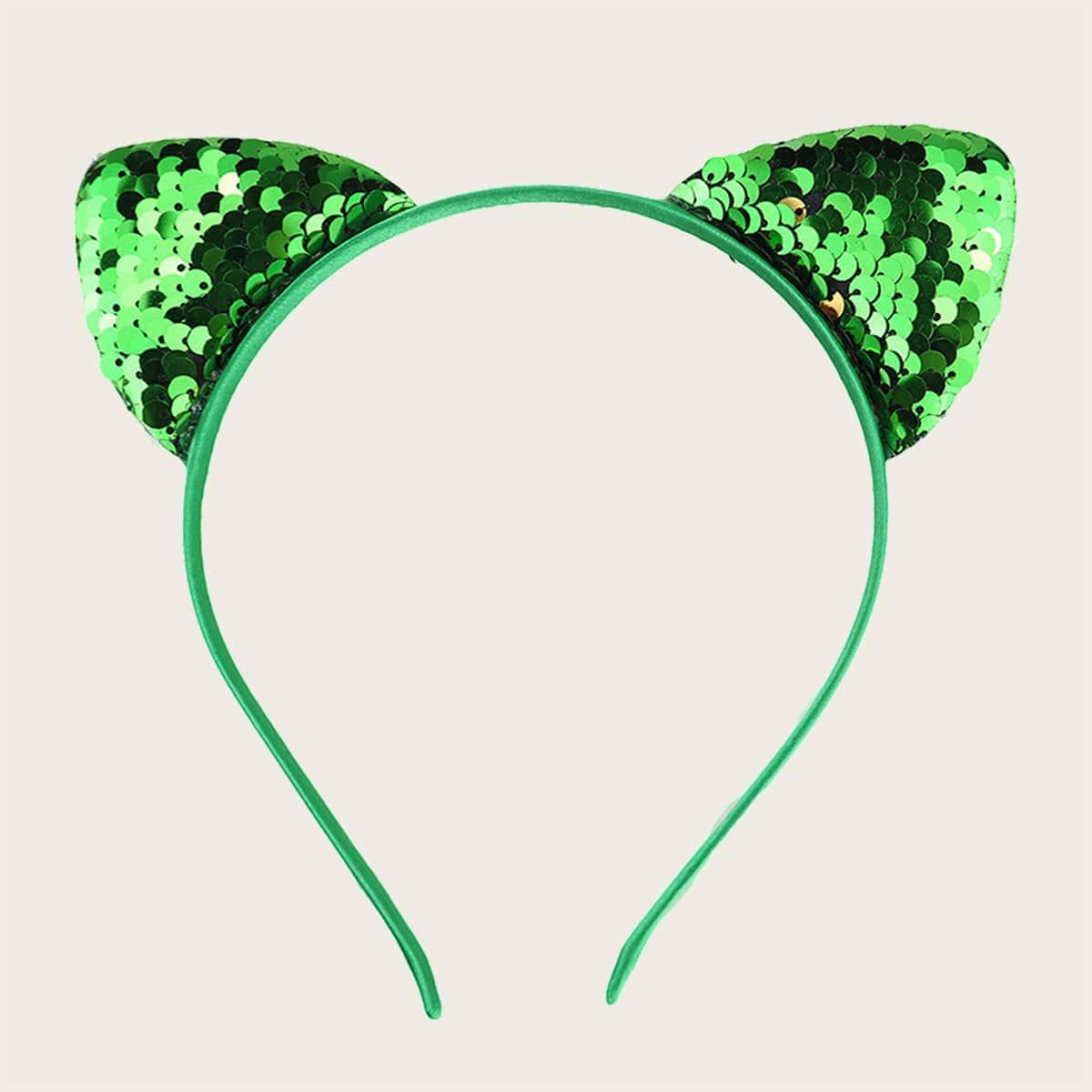 Зелёный Детские аксессуары для волос фото