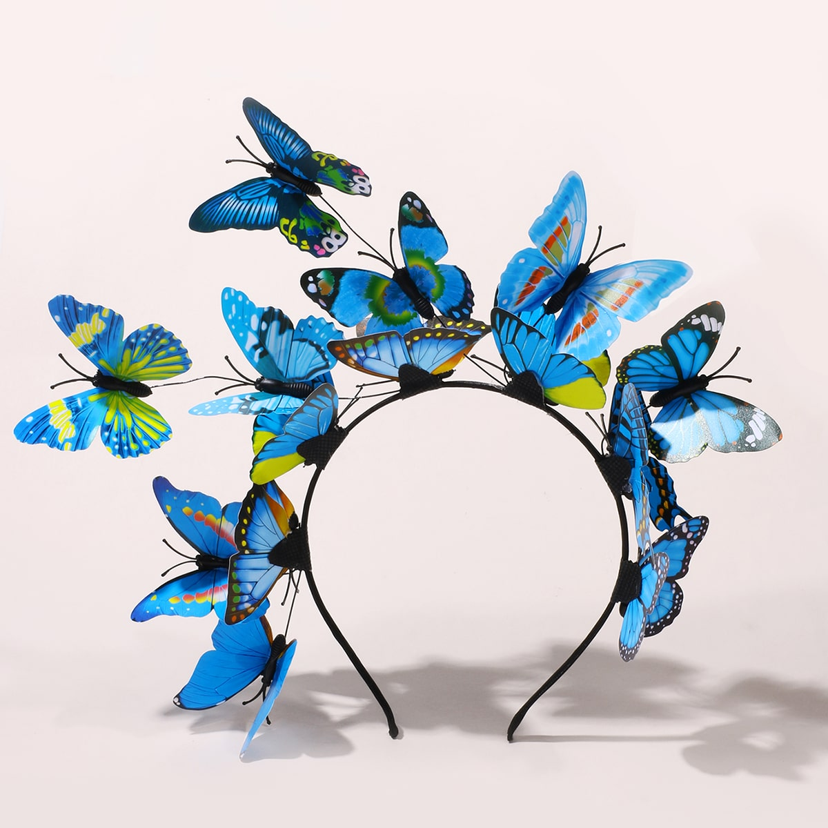 Синий Украшения для волос фото