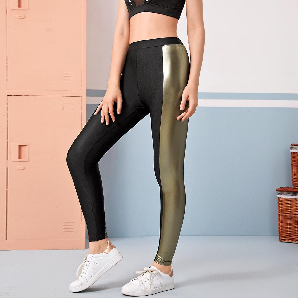 SHEIN / Leggings de cintura elástica