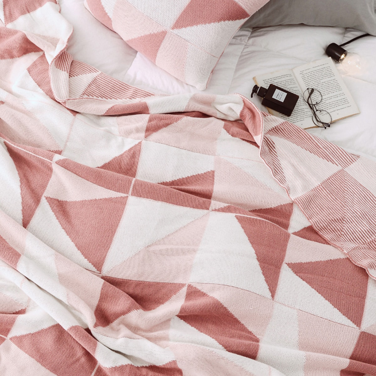 Geometric Pattern Blanket