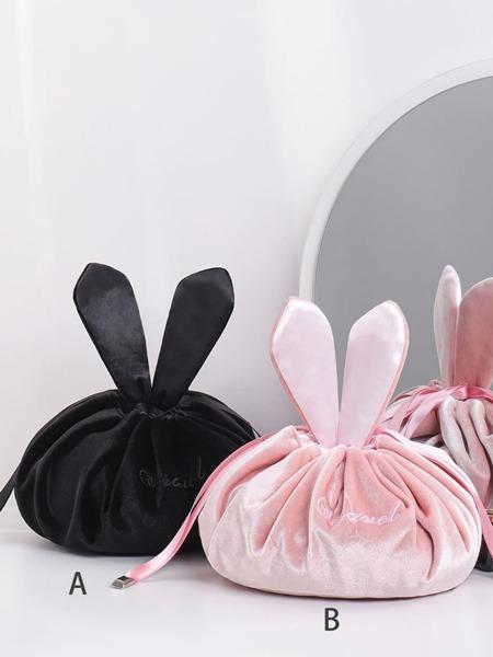 1pc Ear Design Travel Storage Bag