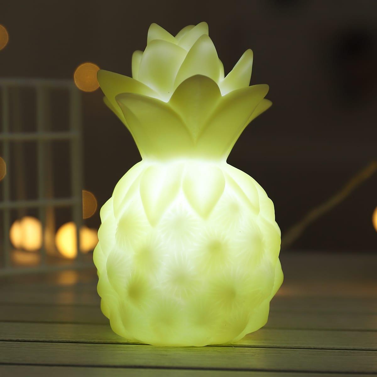 Ночник в форме ананаса фото