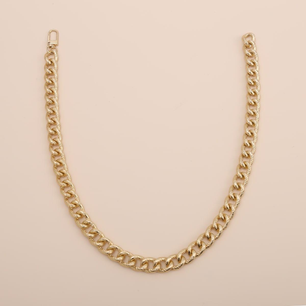 Мужское цепное ожерелье от SHEIN