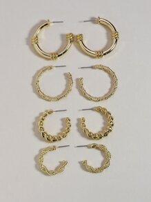5 Summer's Popular Jewelry Trends 2020.- Hoops