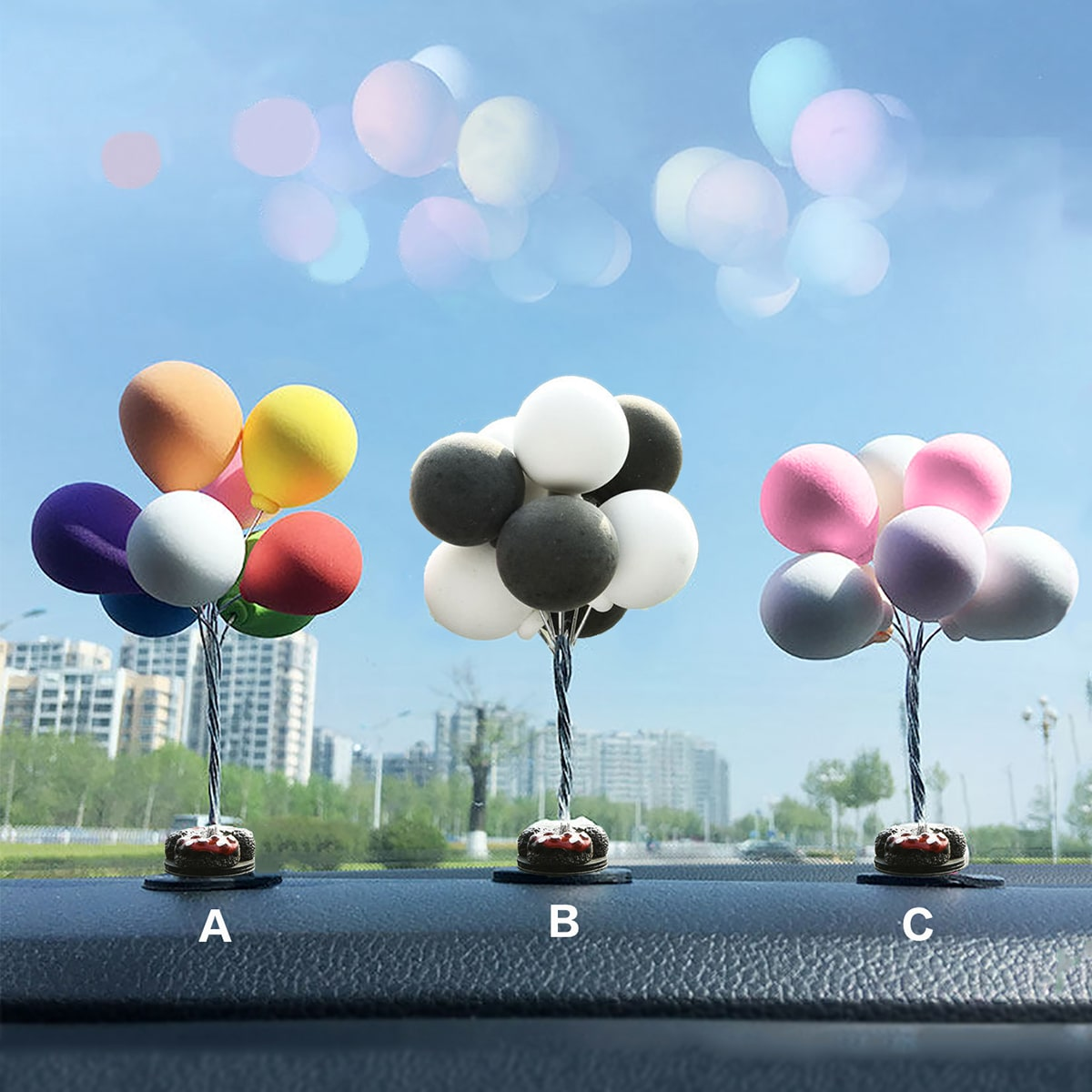 1шт воздушный шар украшения автомобиля
