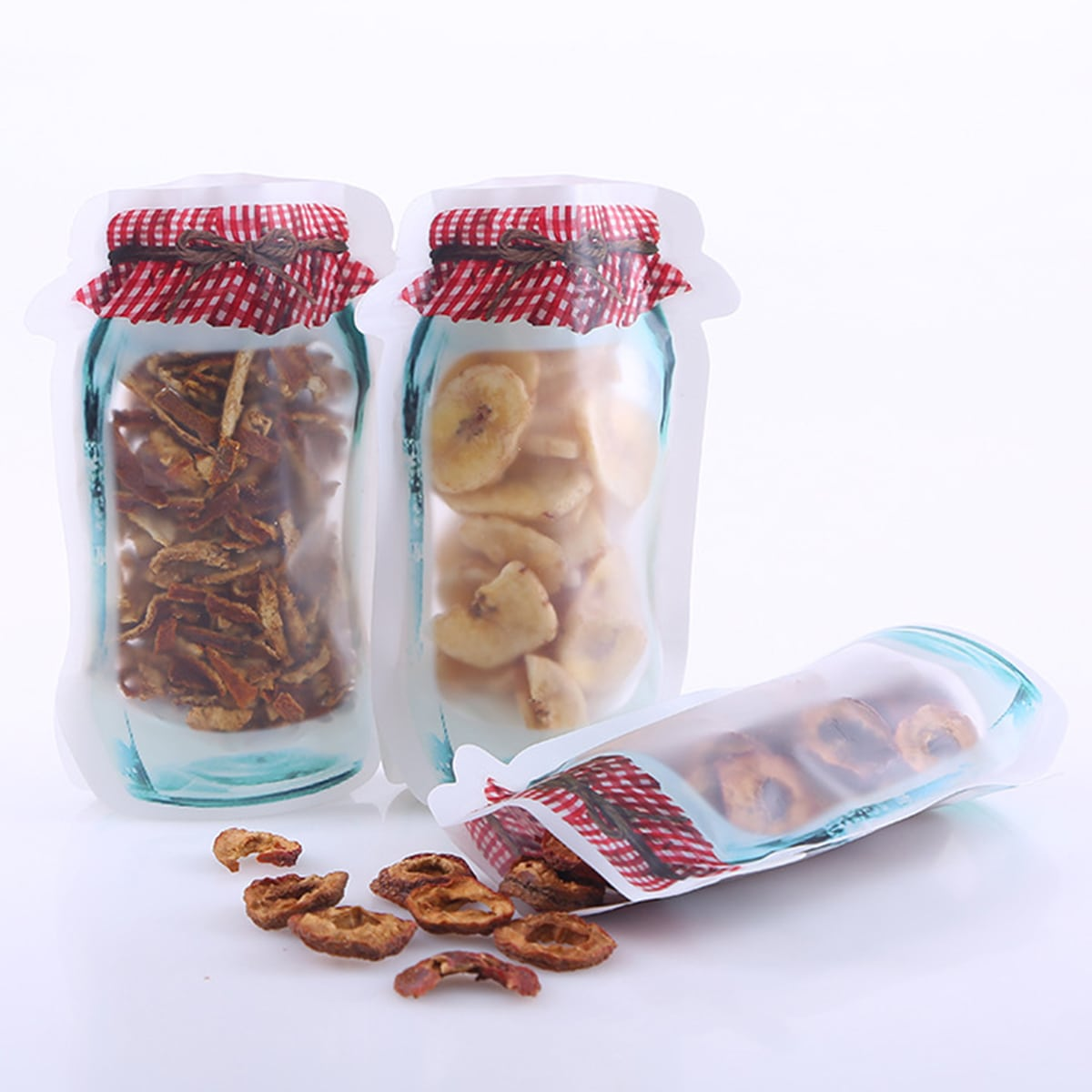 SHEIN / 10pcs Food Ziplock Bag